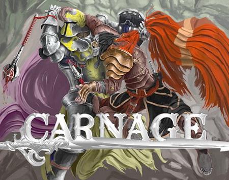 Заработок в игре Carnage