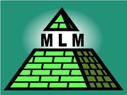 при создании МЛМ