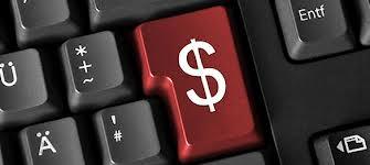 доллар на клавиатуре