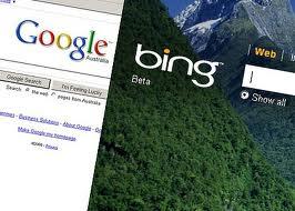 бинг и гугл