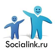 Биржа социальных ссылок Socialink