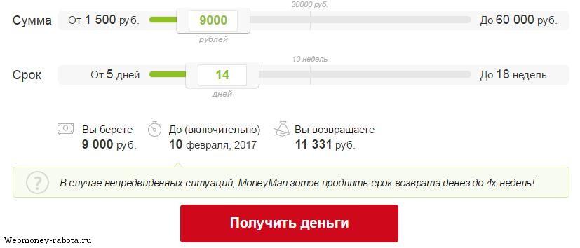 Срочный кредит онлайн заявка Финансы онлайн