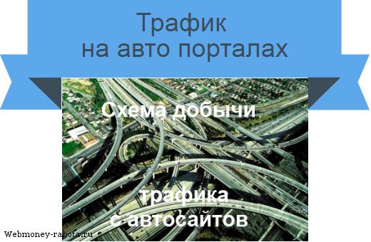 трафик с автосайтов