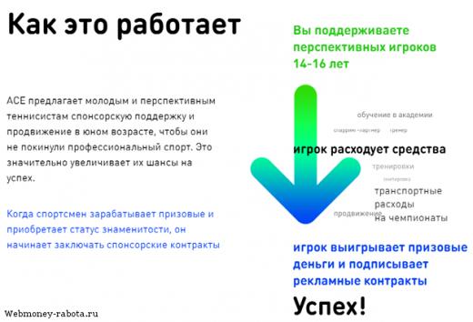 Инвестиции в ICO стартап Tokenstars