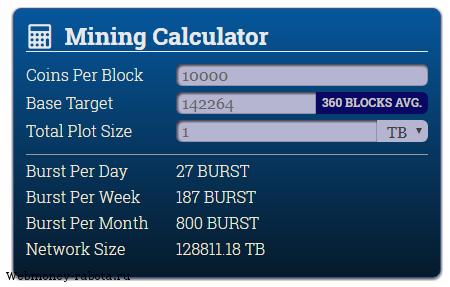 Майнинг на жестком диске или POC Mining