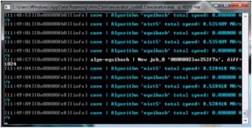 Заработок на облачном майнинге и своём компьютере с NiceHash