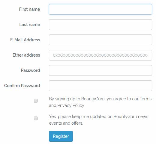 Обзор Bountyguru – Airdrop без отчетов